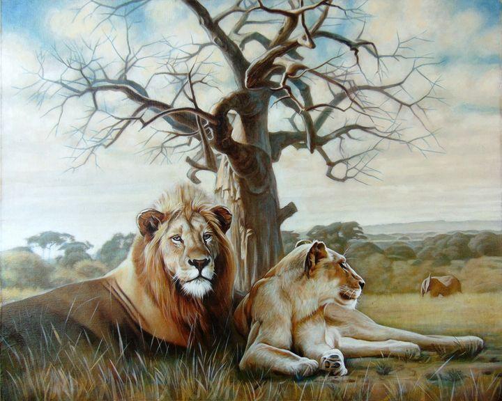 Lions - SergeyiVera