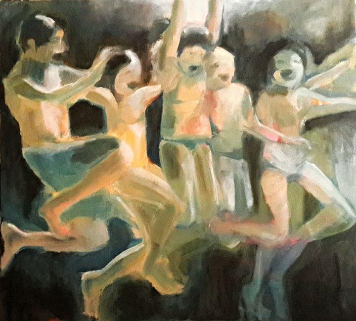 Into the Deep - Israeli Art