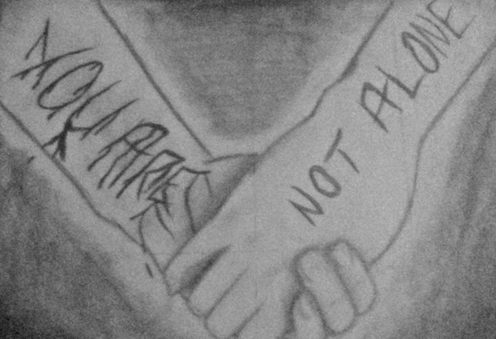 Not Alone - E.J. White