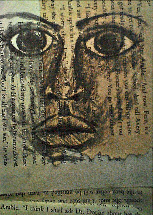 Face Study - E.J. White