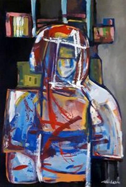 Portrait - Art paints