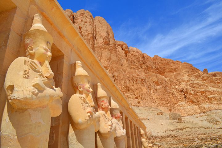 Egypt / Luxor - Amun-Ra - Wanderlust
