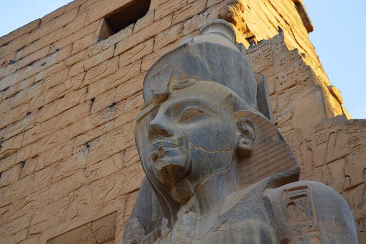Egypt / Luxor - Ramses II - Wanderlust