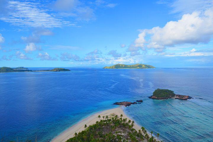 Fiji / Monuriki - Castaway - Wanderlust