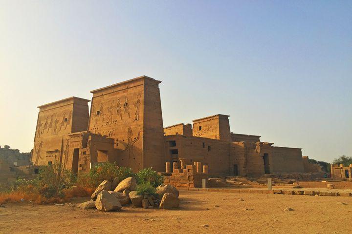 Egypt / Aswan - Philae Temple - Wanderlust