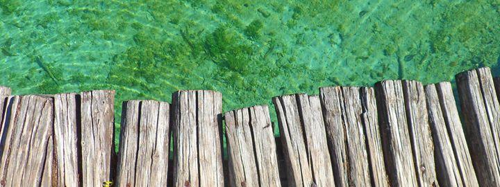 Croatia / Plitvice Lakes - Walkway - Wanderlust