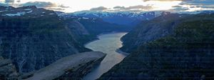 Norway / Odda - The Perfect Seat