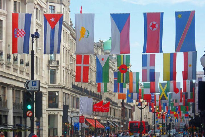 England / London - 2012 Olympics 1 - Wanderlust