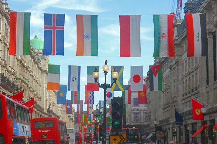 England / London - 2012 Olympics 2 - Wanderlust