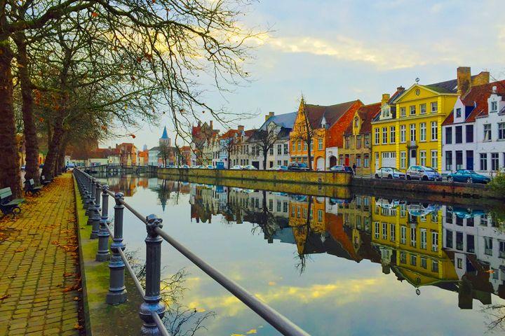 Belgium / Bruges - Venice of Belgium - Wanderlust