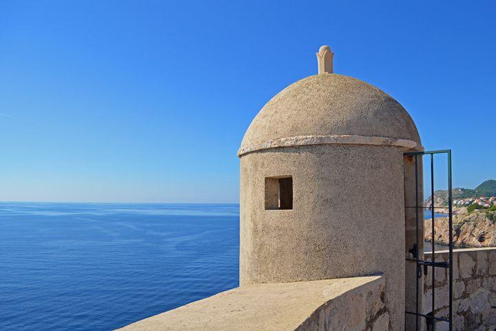 Croatia / Dubrovnik - Watchpost - Wanderlust