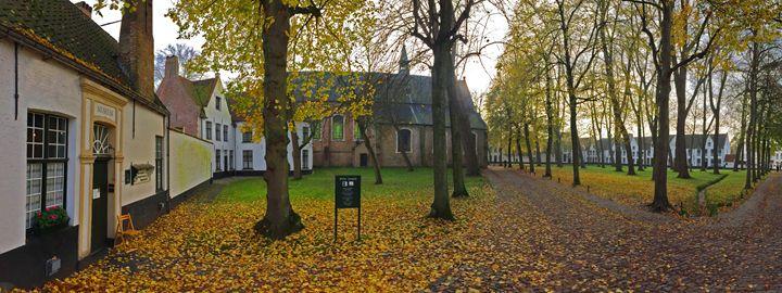 Belgium / Bruges - A Peaceful Place - Wanderlust