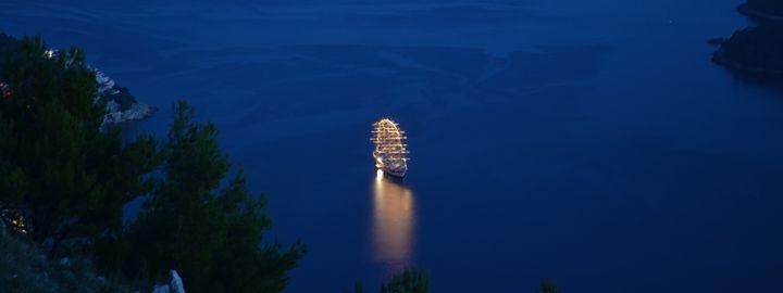 Croatia / Dubrovnik - Midnight Sail - Wanderlust
