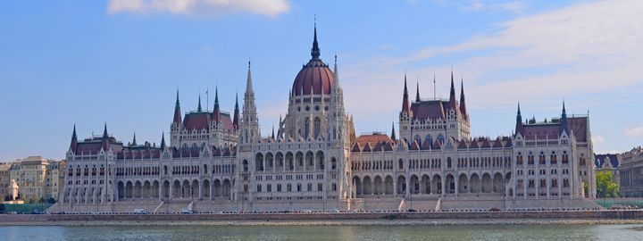 Hungary / Budapest - On The River - Wanderlust