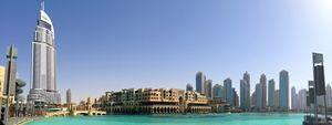 UAE / Dubai - Skyscraper City - Wanderlust