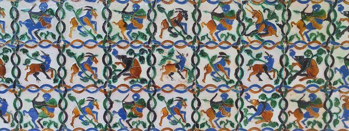 Spain / Seville - The Royal Alcázar - Wanderlust