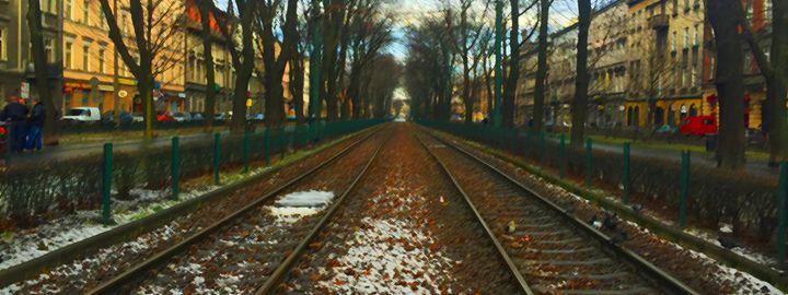 Poland / Krakow - Winter Tracks - Wanderlust