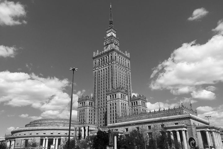 Poland / Warsaw - The Palace - Wanderlust