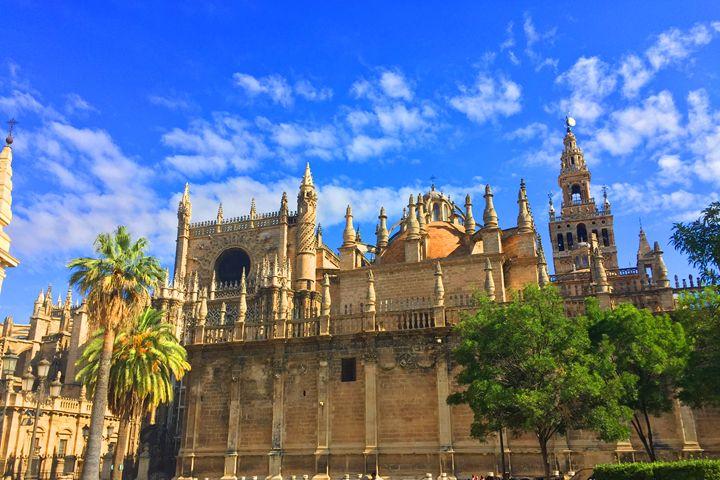 Spain / Seville - Seville Cathedral - Wanderlust