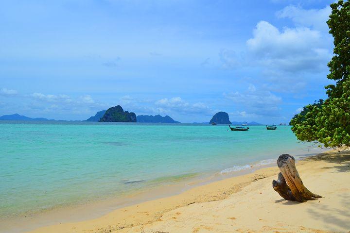 Thailand / Koh Ngai - Islands - Wanderlust