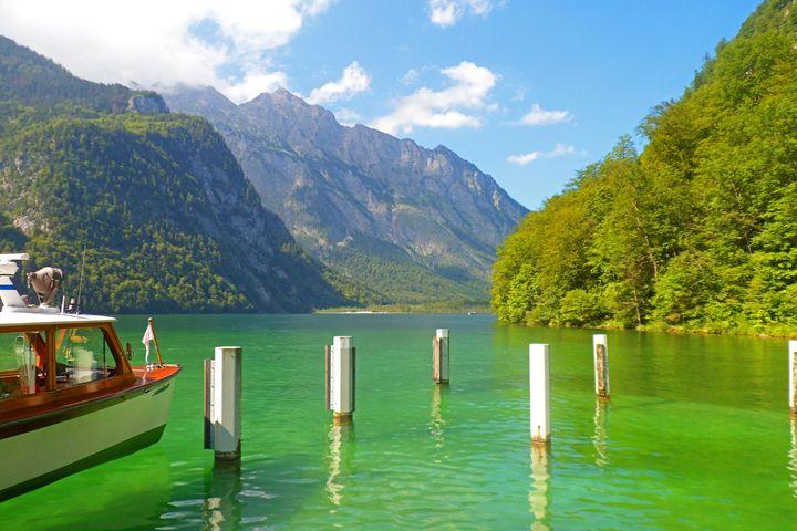 Germany / Bavaria - The Green Lake - Wanderlust
