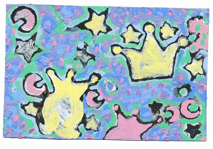 Three Queens - Robert Shane Koralesky