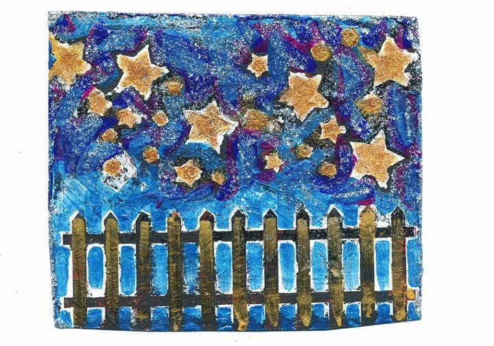 Starry Night - Robert Shane Koralesky