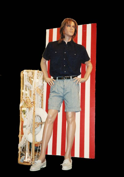 Mannequin 1986 05 of 06 - Robert Shane Koralesky