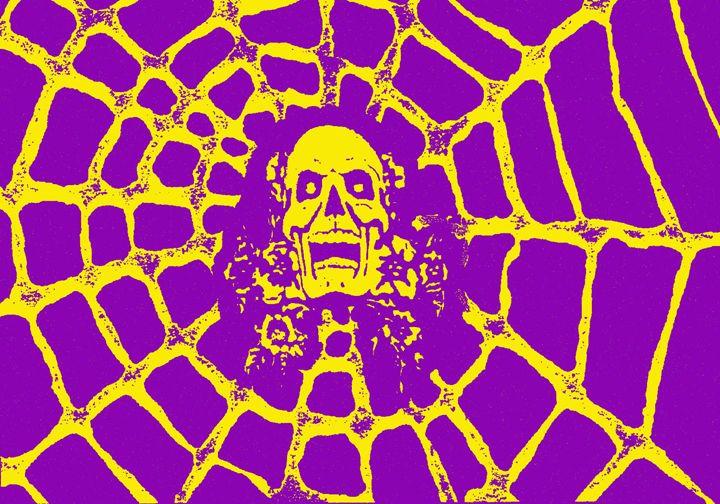 Skull Web 1997 - Robert Shane Koralesky