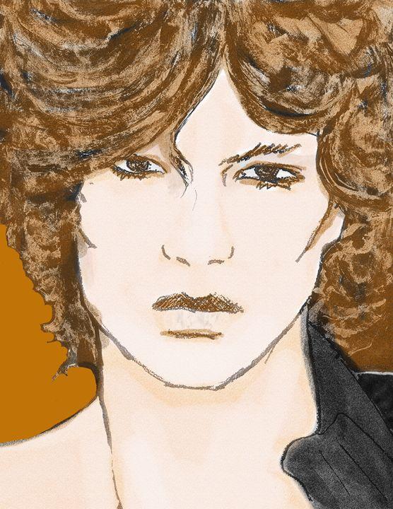 Fashion Illustration 2011 - Robert Shane Koralesky