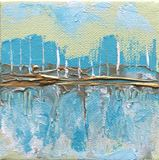 Abstract City Scape