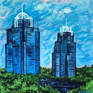 Concourse King & Queen - SOLD