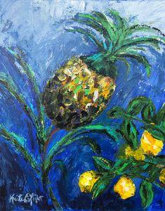 Pineapple & Lemons
