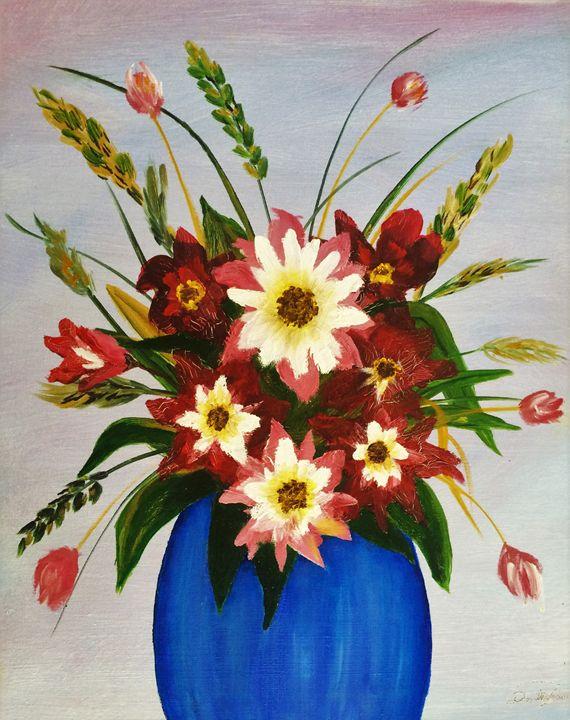Springtime Bouquet - Danielle DePaiva