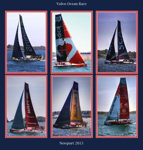 The Volvo Ocean Race Newport RI