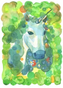 Enchanted Forest Unicorn