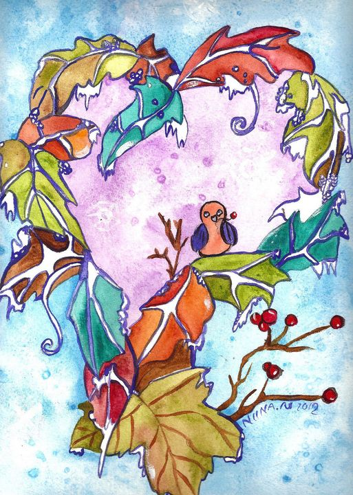 Winter Heart - Fairychamber