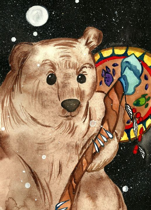 Bear Shaman - Fairychamber