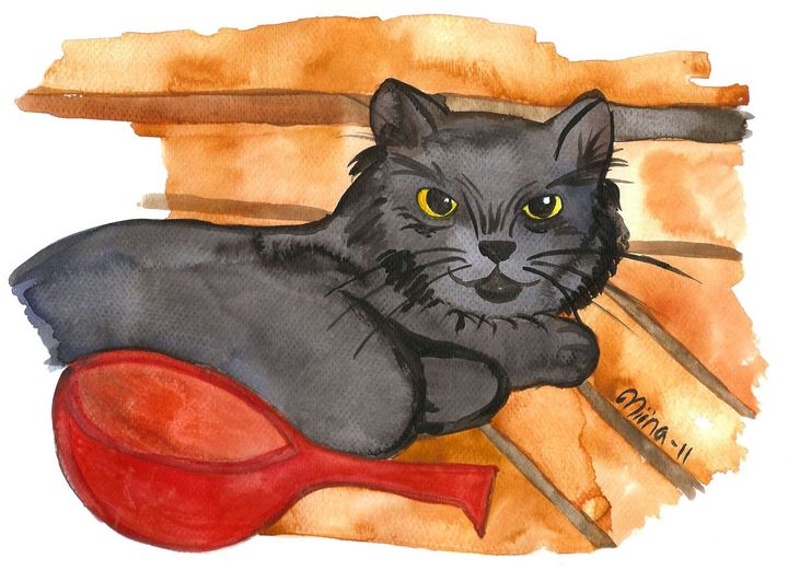 Cat in the Sauna - Fairychamber