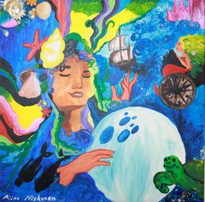 Ocean Goddess - Fairychamber