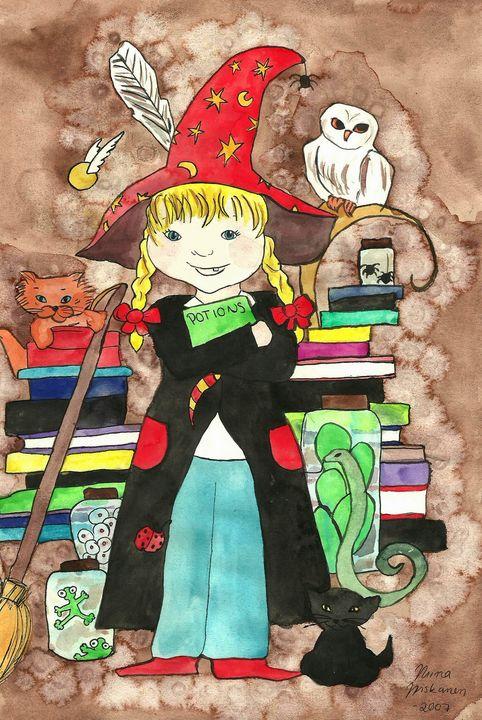 Wizard School - Fairychamber