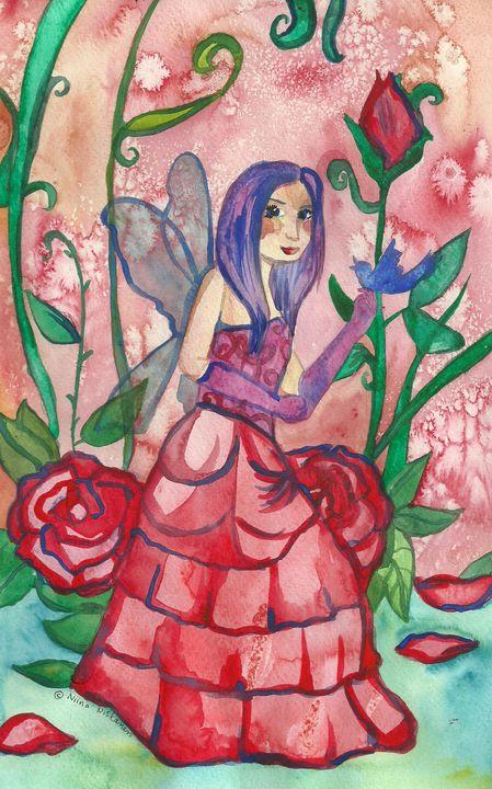 Fairy of Roses - Fairychamber