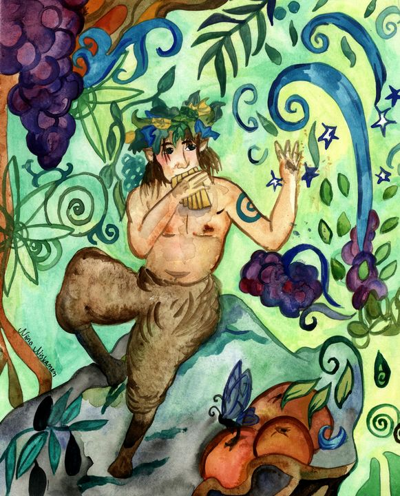 Hymn To Pan - Fairychamber