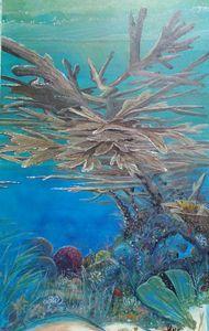 Under the sea - Christopher Hale