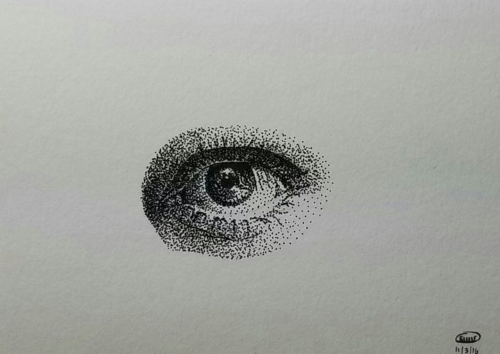 Scattered Vision - Alejandro Olivares