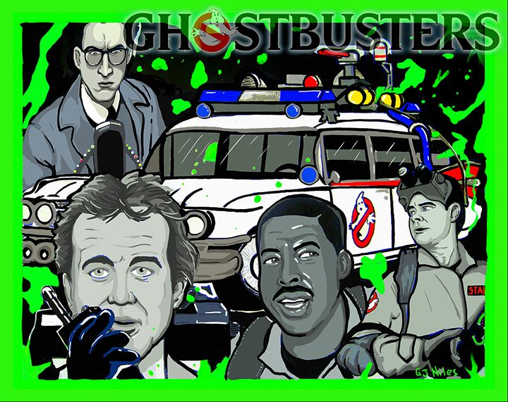 ghostbusters tribute -  Niles2209