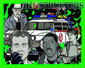 ghostbusters tribute