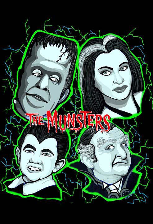 munsters tribute -  Niles2209