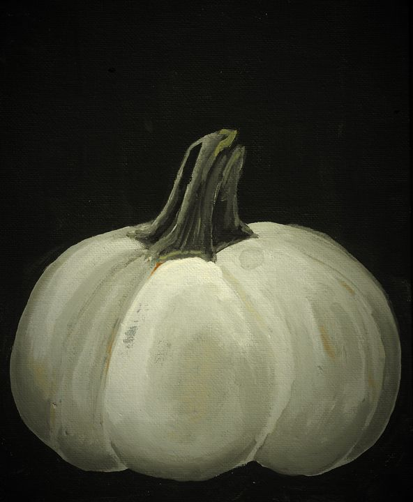 Wicked Pumpkin - Dahlia Emry Eires