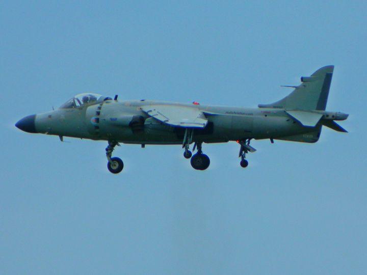 Sea Harrier - JGoodrell
